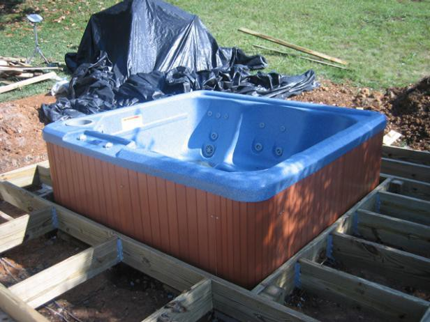 20. How To Install A Hot Tub On A Deck
