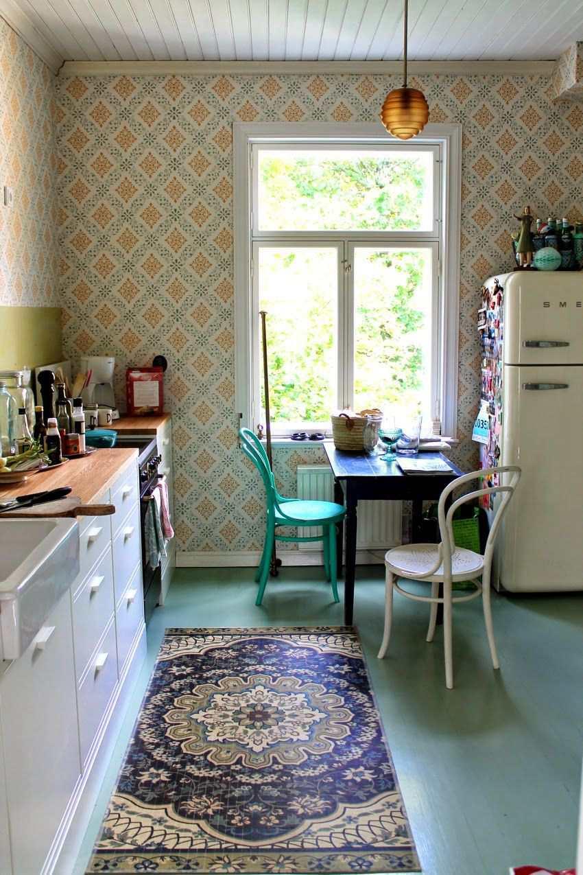 35 inspiring vintage kitchen decor ideas in 2020