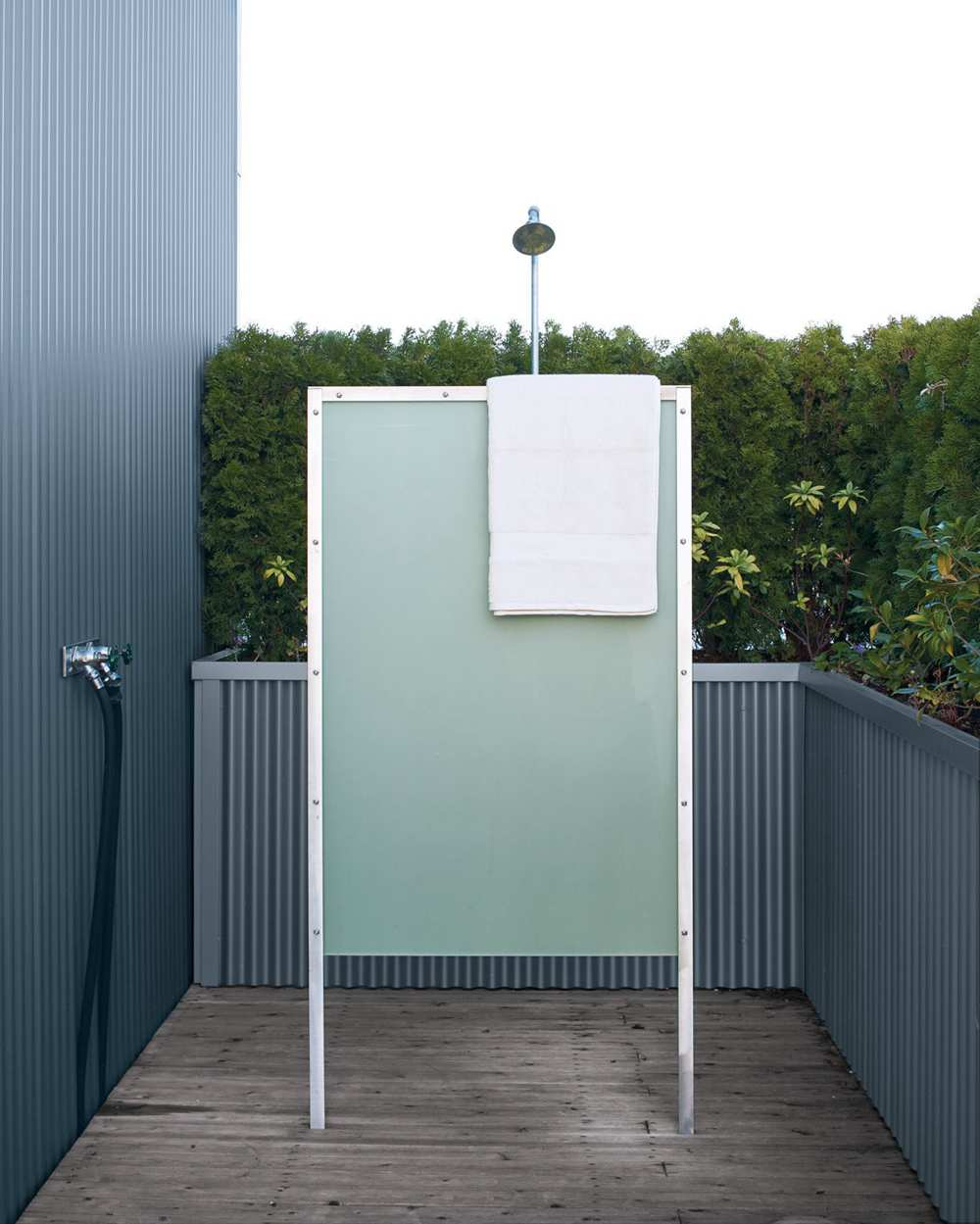 22. How To Plan And Build An Outdoor Shower
