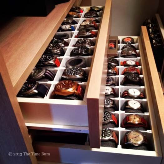 23. How To Make A Watch Drawer
