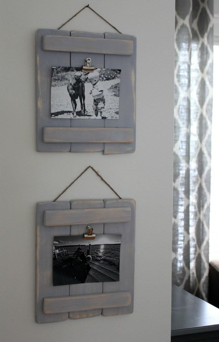26. DIY Wood Pallet Plaques