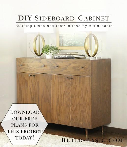 29. Modern Style Sideboard Ideas