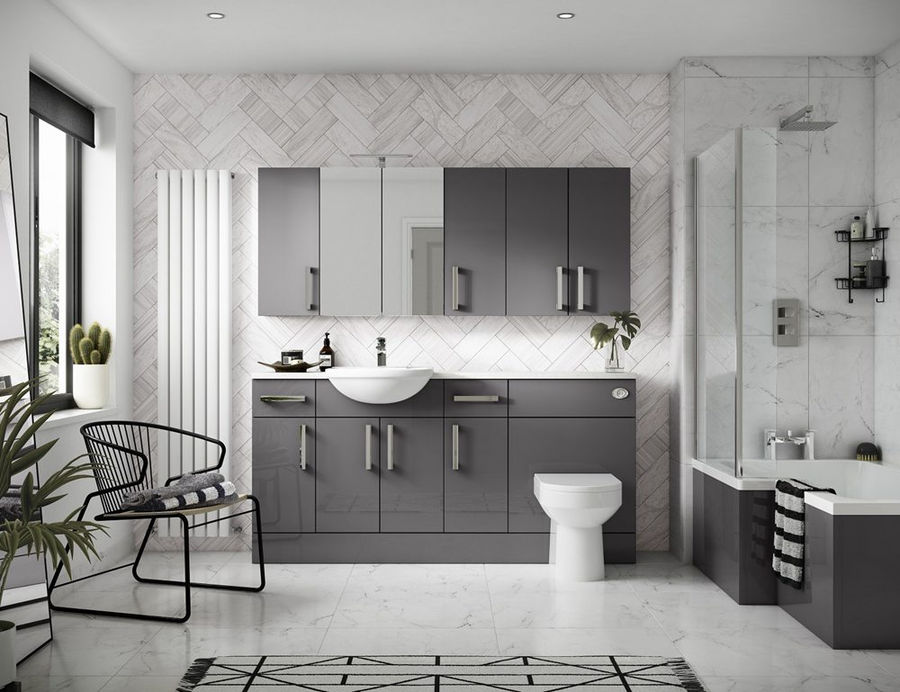 26 Grey Bathroom Ideas That Will Leave You Stunned