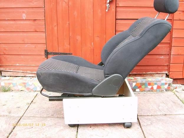 4. Car Seat Recliner