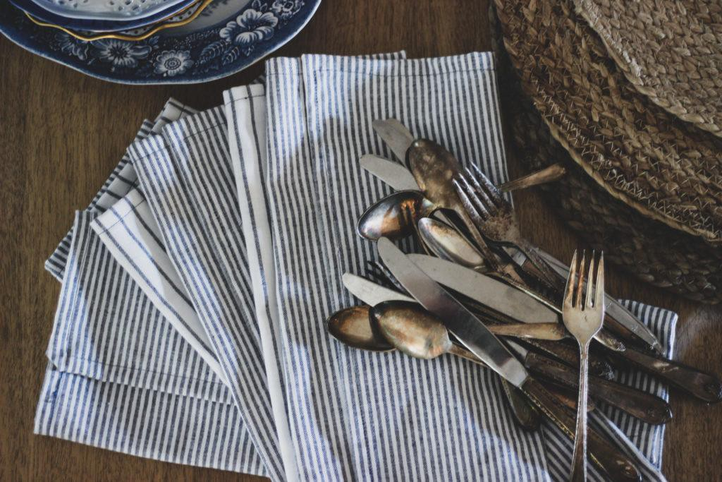 4. DIY Cloth Napkins
