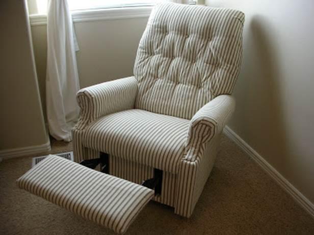 5. Reupholstering DIY Recliner