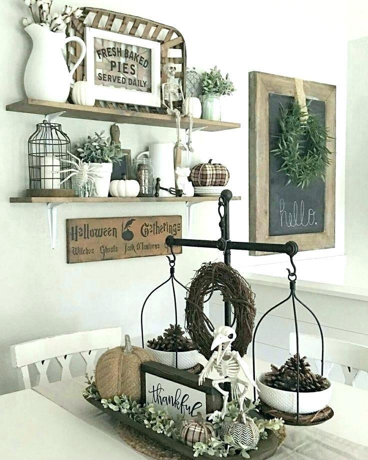 5. Rustic Kitchen Wall Decor
