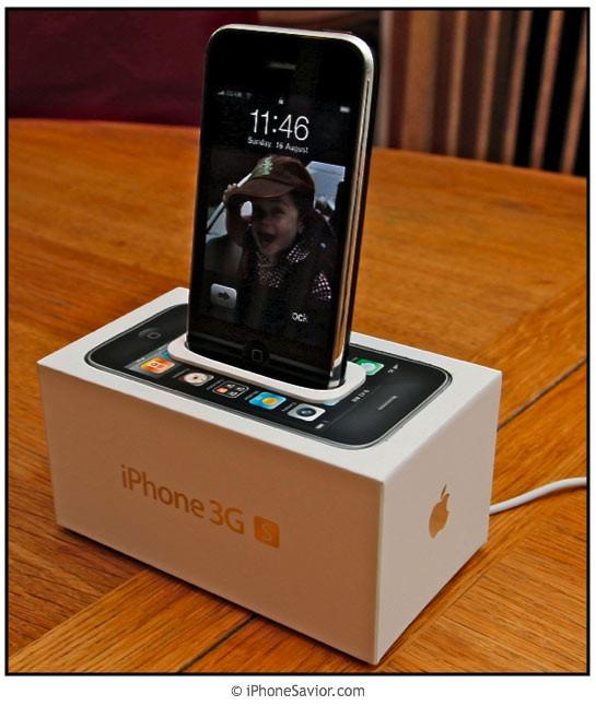 5. iPhone Box Dock