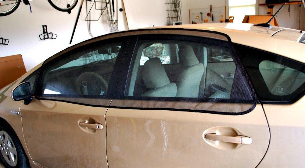6. How To Make An Automobile Window Screen