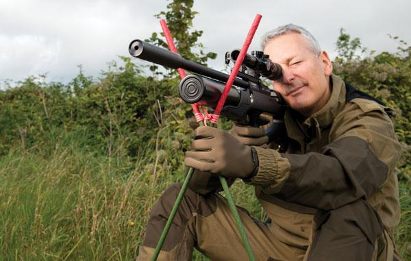 6. How To Make Your Own Shooting Sticks