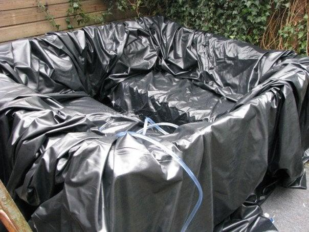 6. Low Budget Hot Tub DIY