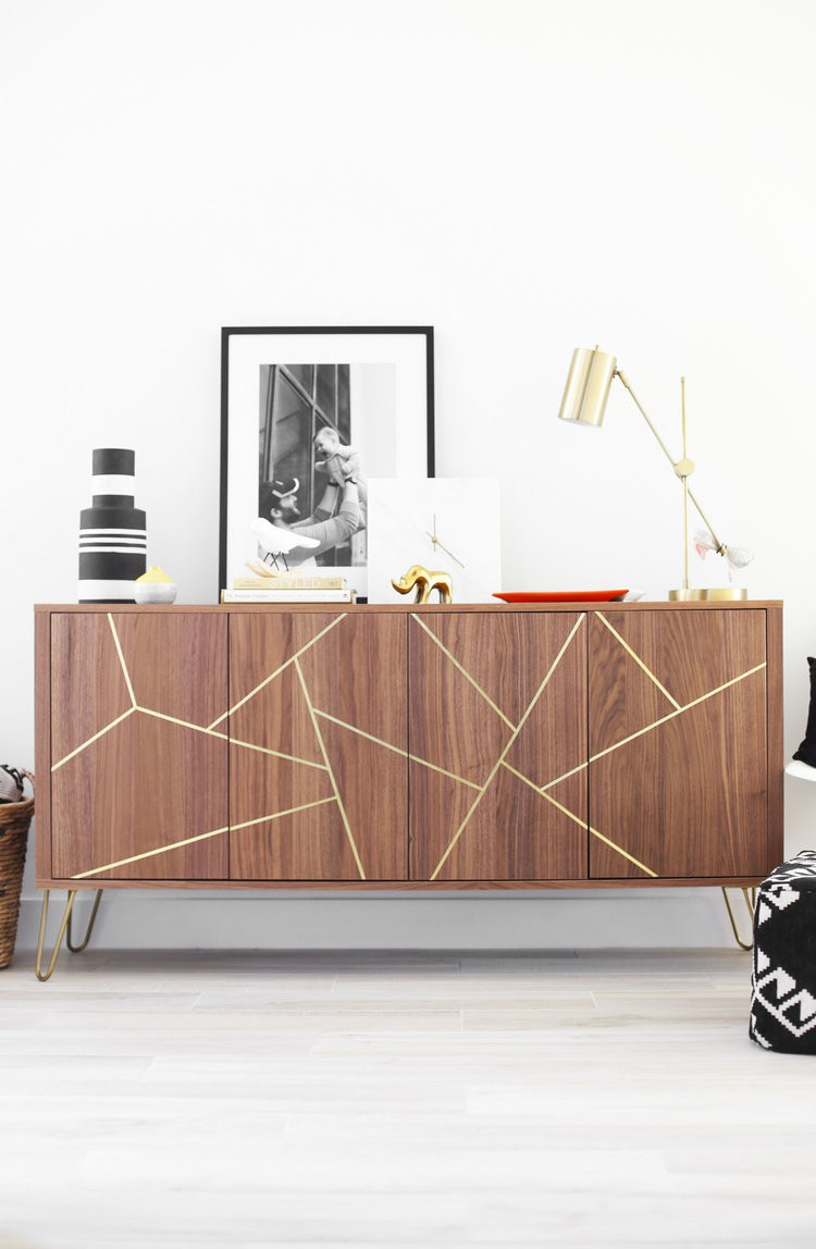 8. DIY Ikea Hack Sideboard