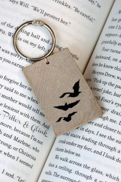 9. Bird Keychain DIY