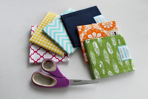 9. DIY Homemade Cloth Napkins