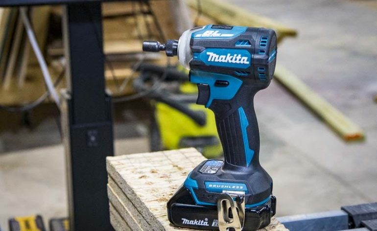 An Impact Wrench