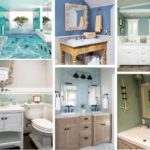 28 Beach Bathroom Ideas That Will Give You The Ultimate Exotic Vibes