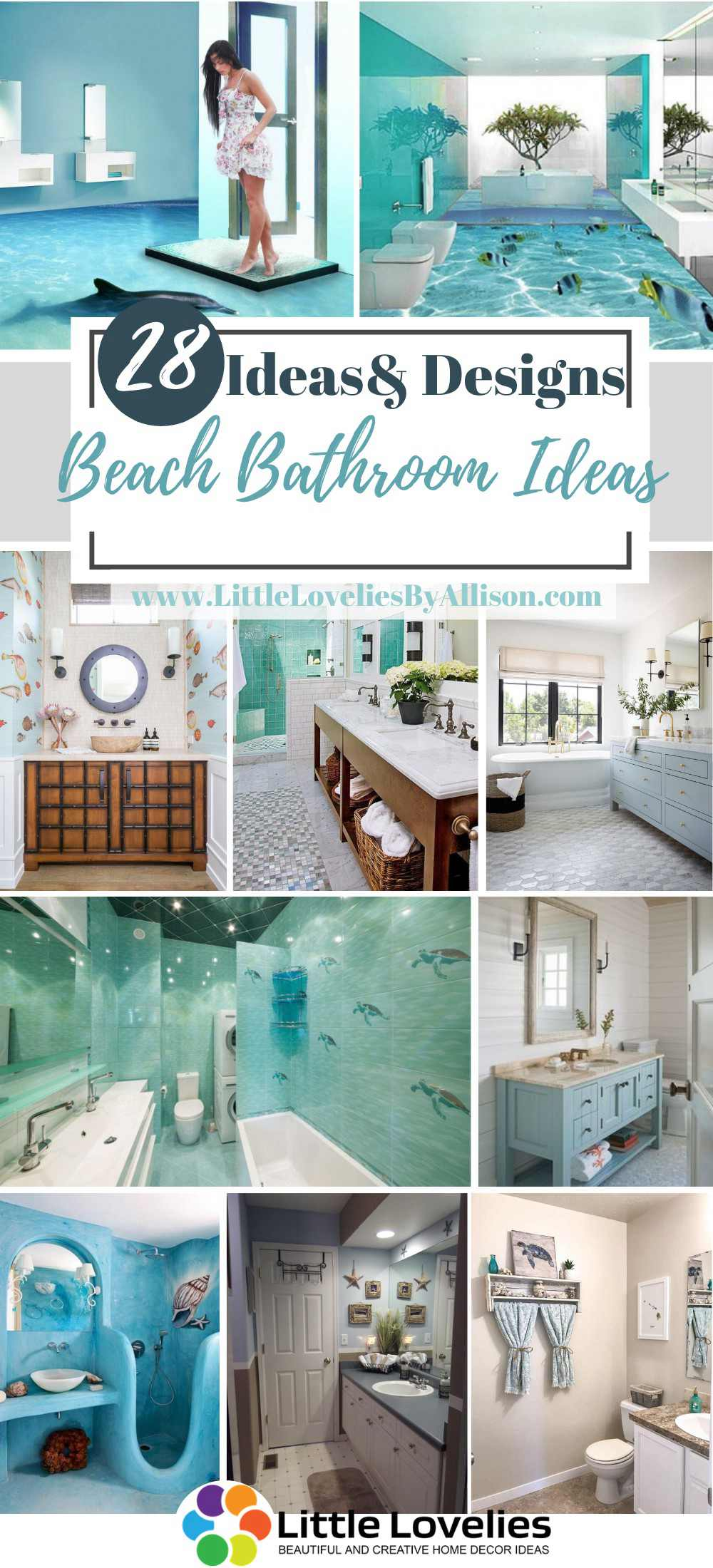 Best Beach Bathroom Ideas
