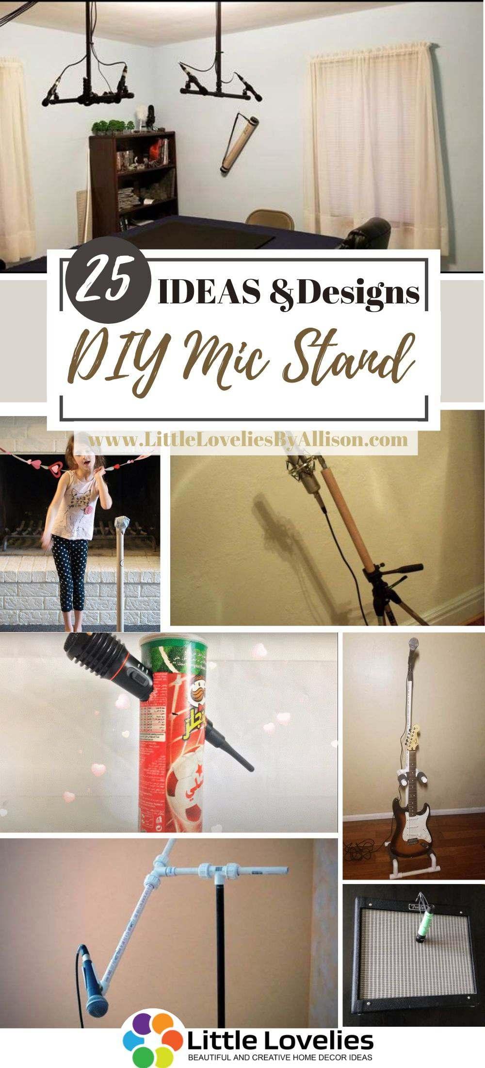 Best-DIY-Mic-Stand