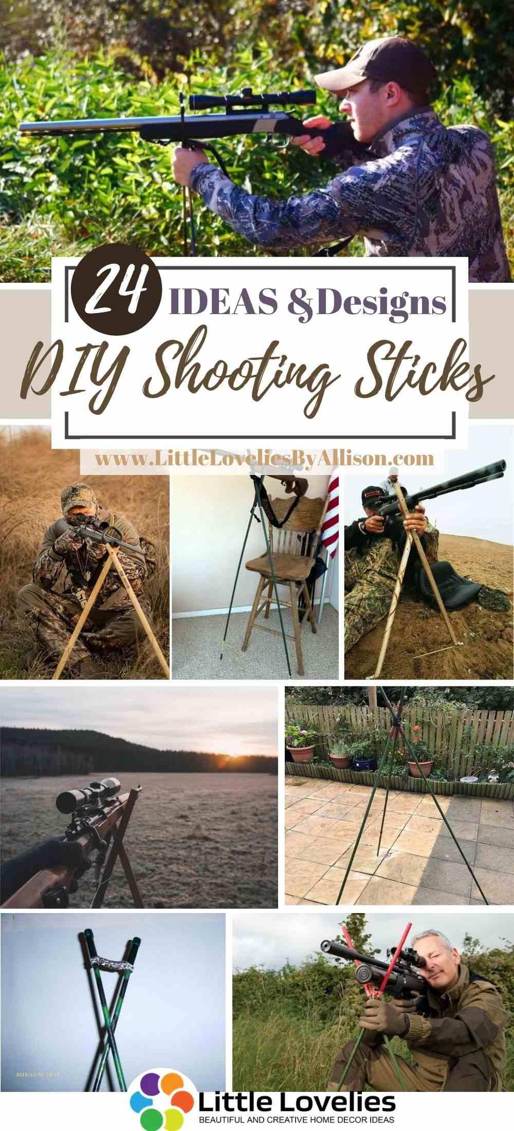 Best-DIY-Shooting-Sticks