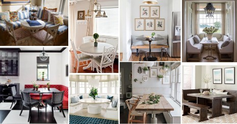 DIY Breakfast Nook Ideas featured image