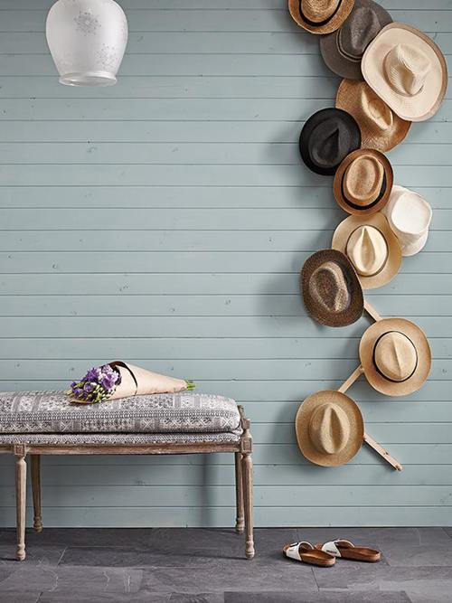 DIY Hat Rack Projects