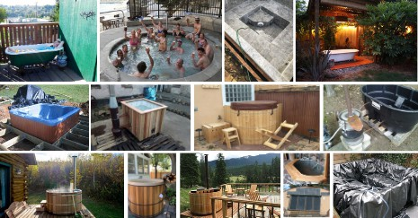 DIY Hot Tub Ideas featured image
