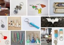 27 DIY Keychain – How To Make A Keychain