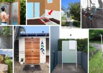 24 DIY Outdoor Shower Plans – How to Build an Outdoor Shower