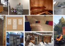25 DIY Sauna Plans You can Diy Easily