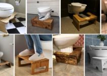 26 DIY Squatty Potty Ideas – The Best Foot Stools in 2020
