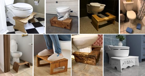 DIY Squatty Potty Ideas