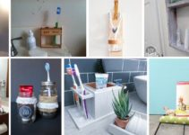 27 DIY Toothbrush Holder That Will Save Space In The Bathroom