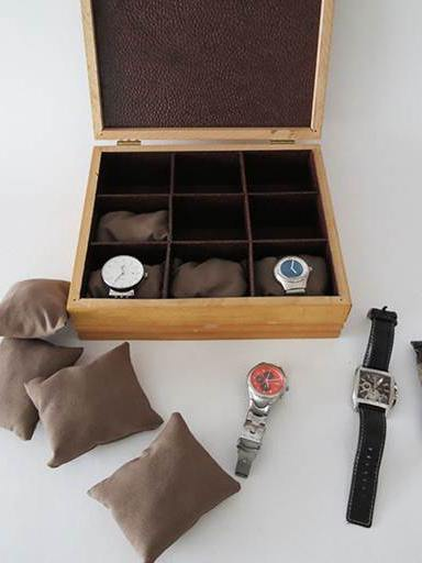 DIY Watch Box Designs