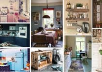 35 Inspiring Vintage Kitchen Decor Ideas in 2020