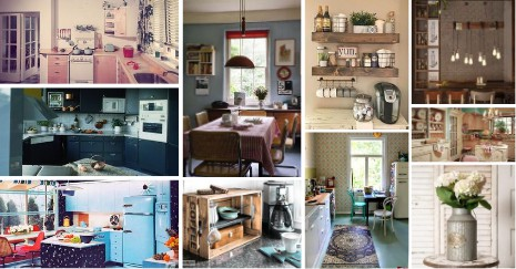 Inspiring Vintage Kitchen Decor Ideas featured image