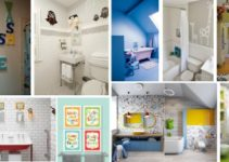 27 Kids Bathroom Ideas Everyone Will Adore