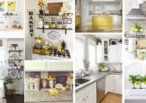 25 Lemon Kitchen Decor Ideas – Lemon Theme Kitchen Images