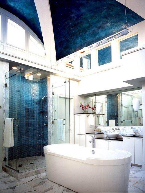 Stylish Bathroom Ceiling Ideas