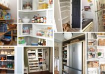 24 DIY Pantry Shelves – How To Build Pantry Shelves