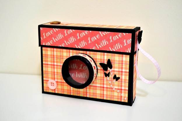 14-How-to-Make-a-Scrapbook-Album-in-a-Camera-Box