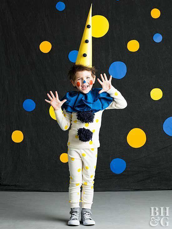 16-DIY-Clown-Costume-For-Kids