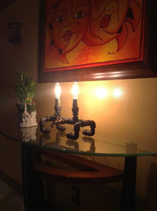 17-DIY-Industrial-Pipe-Candelabra