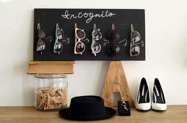 17-DIY-Sunglasses-Organizer