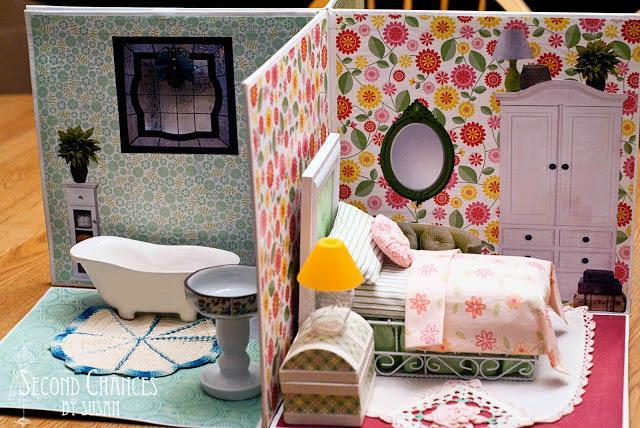 18-DIY-Collapsible-Dollhouse