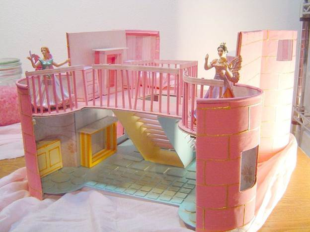 19-Pink-Fairy-Cottage-House