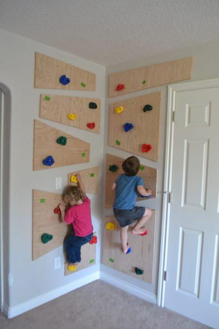 2-DIY-Climbing-Wall