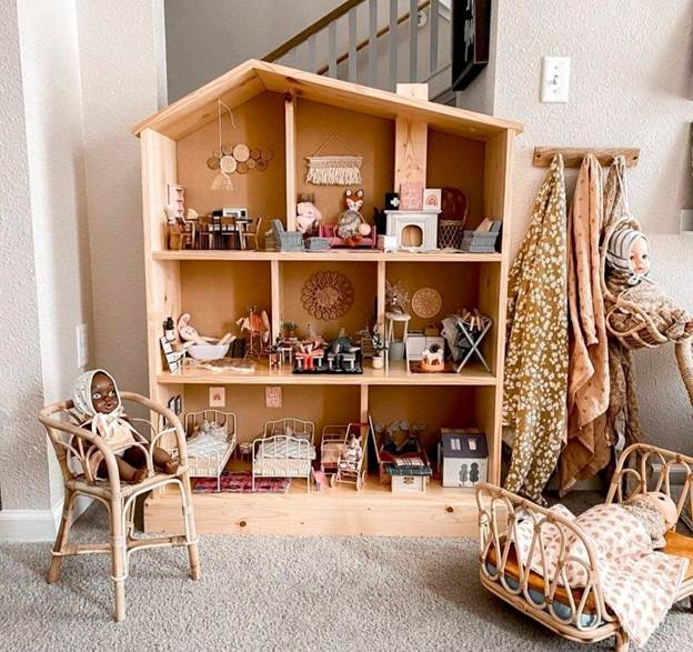 2-DIY-Dollhouse-Plans