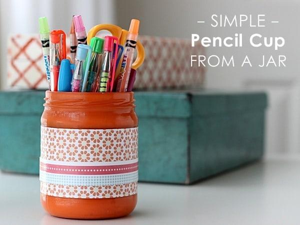 2-DIY-Pencil-Holder-From-A-Jar