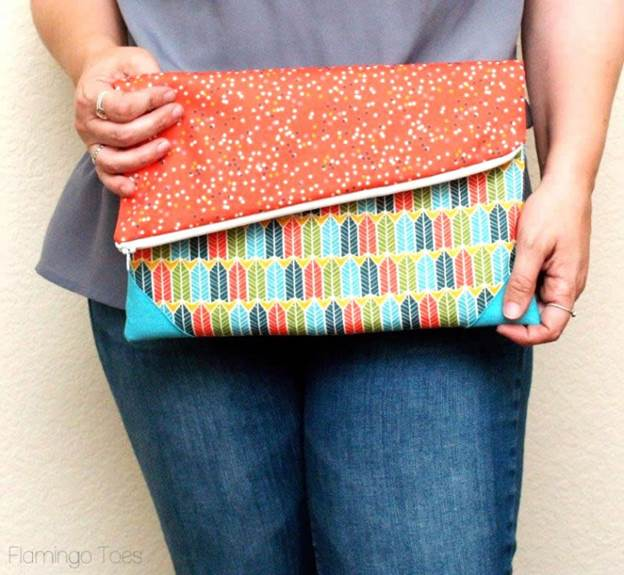 20-DIY-Clutches-Foldover-Purse