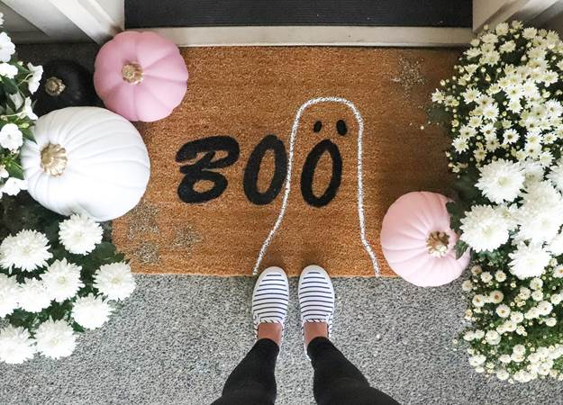22-Boo-DIY-Doormat